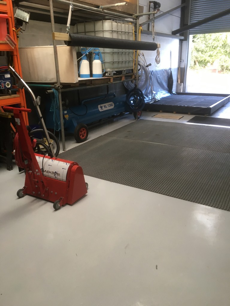 rug cleaning knutsford equipment