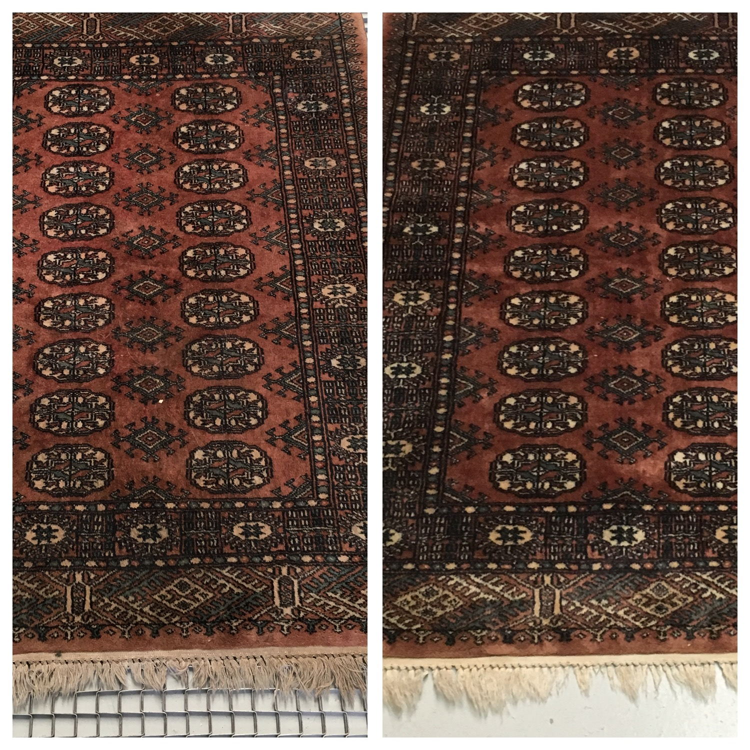 Rug Cleaning Cheshire Bokhara Rug