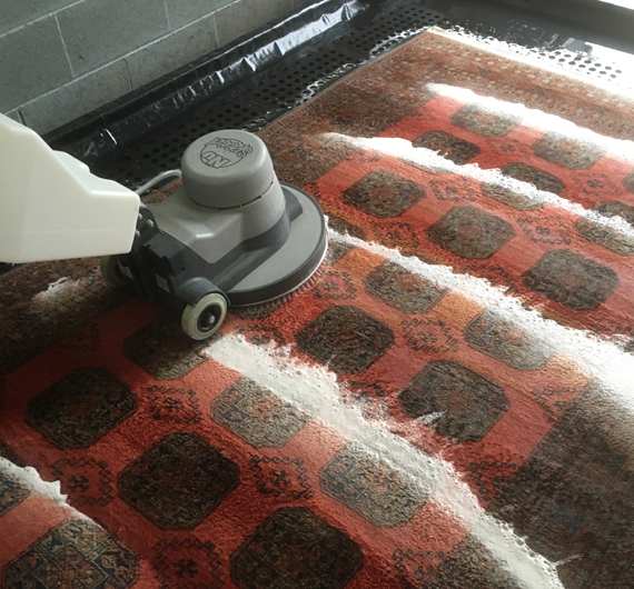 Specialist Rug Cleaning Northwich