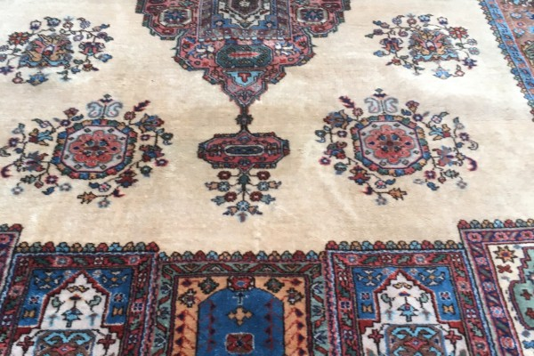 Rug cleaned in Knutsford