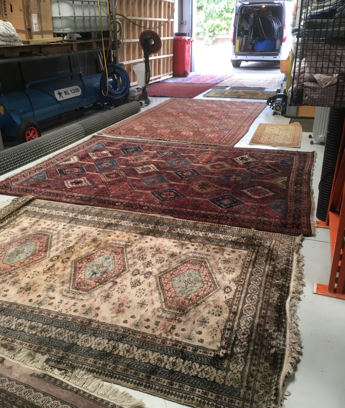 Rug Cleaning Northwich - Cheshire's Rug Spa