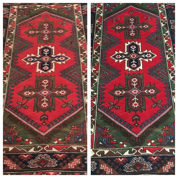 Cheshire Rug Cleaning Caucasian Rug