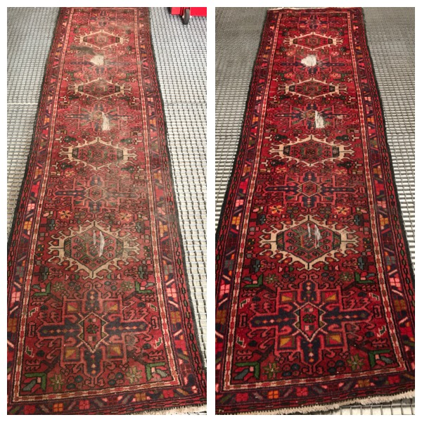 Cheshire Rug Cleaning rug runner