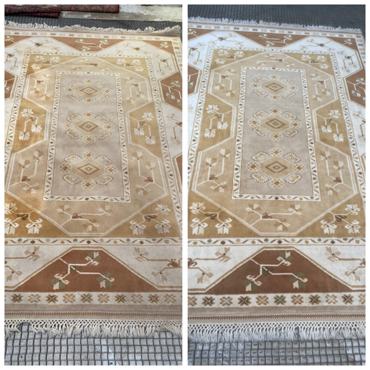 Turkish Milas - Cheshire Rug Cleaning